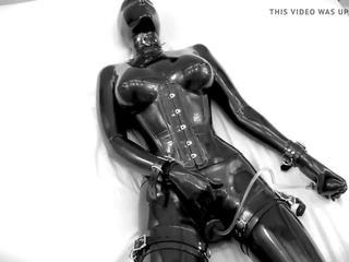Bondage cam dick exhibition fuck latex sex web