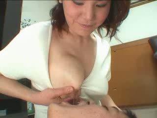 Japanisch Groß Arsch Mutter