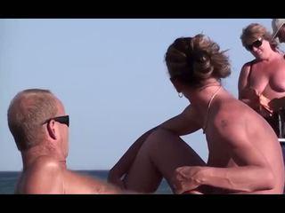 Jerking beach Pornhub's 'Bonerless'