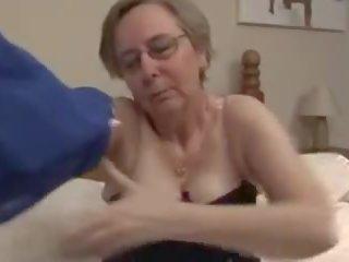 white girl gives sloppy top