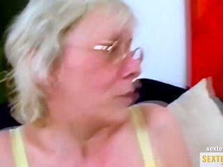 Anal sex tube oma X Granny
