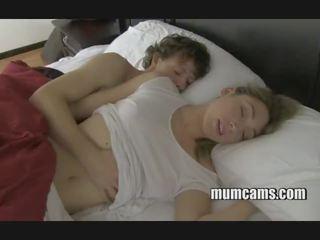 Porn sleep mom Mom Son