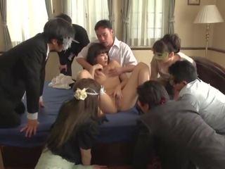 Japanisch Ehemann Ehefrau Sex Spiel