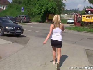 Straße Hooker Auto Blowjobs